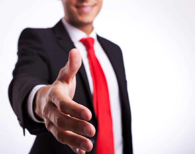 impress new business clients